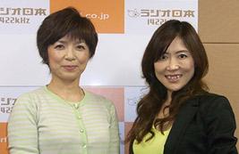 タレントの榊原郁恵さん