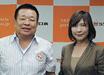 タレントの島田洋七さんがラジオ番組「岡田真弓の未来相談室」(ラジオ日本)にゲスト出演
