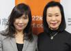 タレントの藤田紀子さんがラジオ番組「岡田真弓の未来相談室」(ラジオ日本)にゲスト出演