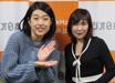 タレントの横澤夏子さんがラジオ番組「岡田真弓の未来相談室」(ラジオ日本)にゲスト出演