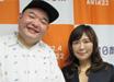 タレントの内山信二さんがラジオ番組「岡田真弓の未来相談室」(ラジオ日本)にゲスト出演