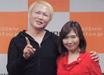 美容家のIKKOさんがラジオ番組「岡田真弓の未来相談室」(ラジオ日本)にゲスト出演