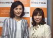 元衆議院議員の金子恵美さんがラジオ番組「岡田真弓の未来相談室」(ラジオ日本)にゲスト出演