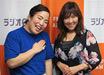 タレントのゆりやんレトリィバァさんがラジオ番組「岡田真弓の未来相談室」(ラジオ日本)にゲスト出演