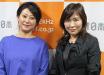 タレントの友近さんがラジオ番組「岡田真弓の未来相談室」(ラジオ日本)にゲスト出演