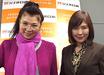 歌手の八代亜紀さんがラジオ番組「岡田真弓の未来相談室」(ラジオ日本)にゲスト出演